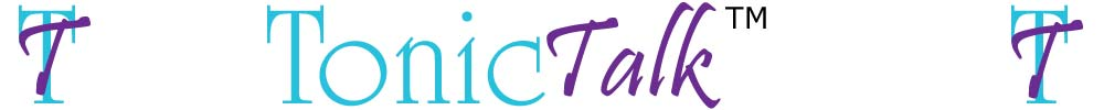 TonicTalk Olney Counselling &Psychotherapy Site Logo